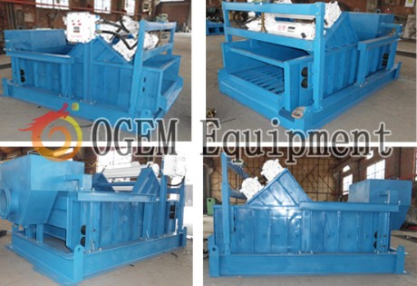 Derric Oil Equipment Shale Shaker Chinese Manufacturer