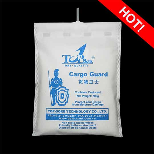 Desiccant Bags Cargo Guard 500 Container Packs