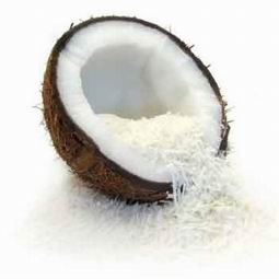 Desiccated Coconut High Fat Fine Grade Medium