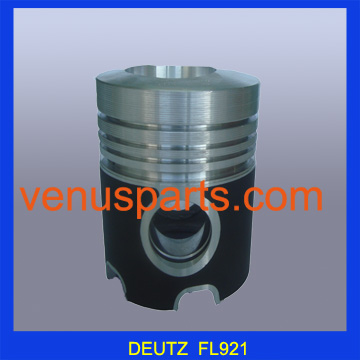 Deutz Engine Parts Fl921 Piston 91395600