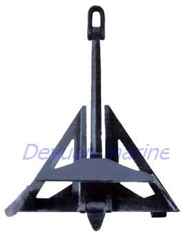 Deyuan Delta Flipper Anchor