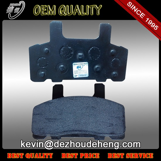 Dezhou Deheng Brake Pads D368