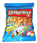 Dhoomley Chatpata Masti Kurkure Type Product