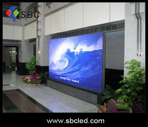 Diamom 640 P16 Outdoor And Indoor Stage As Well Exhibition