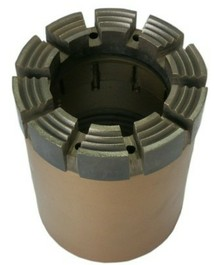 Diamond Core Drill Bits Bq Nq Hq Pq