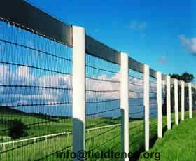 Diamond Mesh Horse Fencing