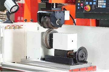Diamond Pcd Wheel Machining Retrofit