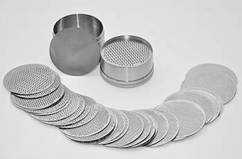 Diamond Sieve Offers Rapid And Accurate Size