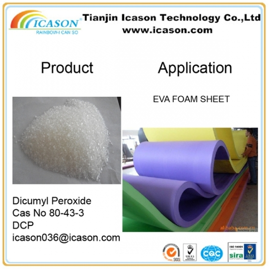 Dicumyl Peroxide 99 Used On Rubber As Corsslinking Agent
