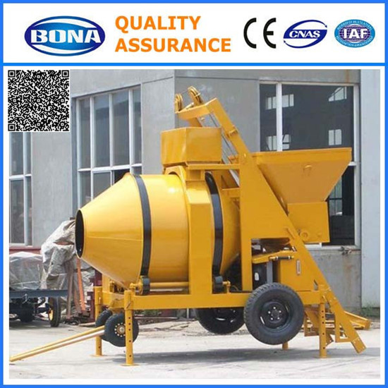 Diesel Engine Bangladesh Concrete Mixer Jzr350 With High Reputation