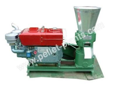 Diesel Feed Pellet Mill
