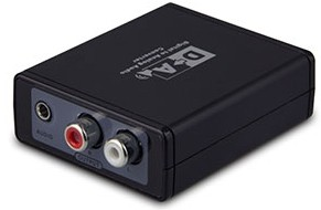 Digital Audio To Analog Converter