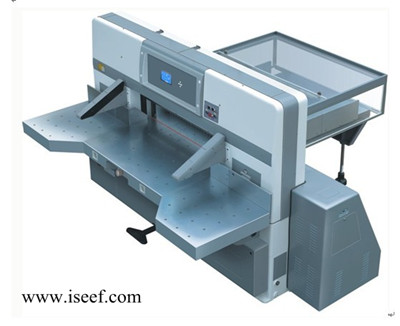 Digital Display Paper Cutting Machine Sqzx 1150d Iseef Com
