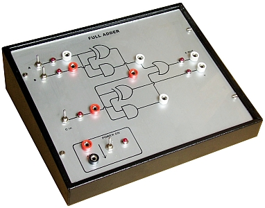 Digital Electronics Full Adder Tla205