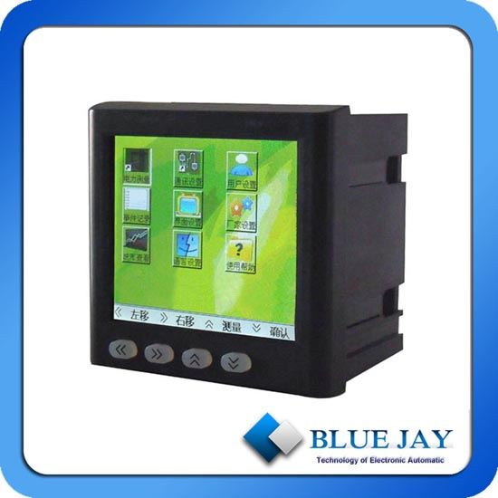 Digital Lcd Display Class 0 2s Power And Energy Panel Meter