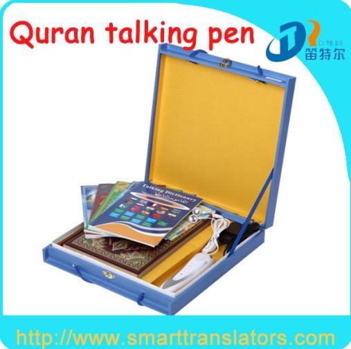 Digital Pen Al Quran M10 Read Mp3 Player Multi Language Reading