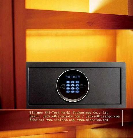 Digital Safe Electronic Hotel