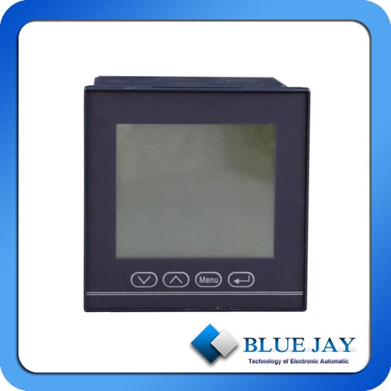 Digital Single Function Lcd Displays Panel Meter