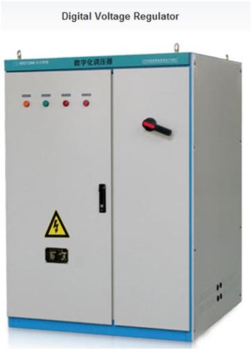 Digital Voltage Regulator