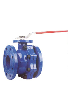 Din Ball Valve Cast Iron