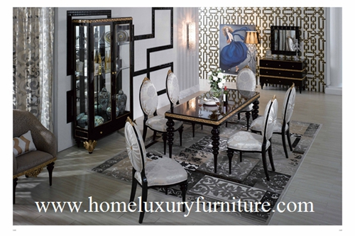 Dining Table And Chairs Room Furniture Sets Classic Europe Style Tn 001