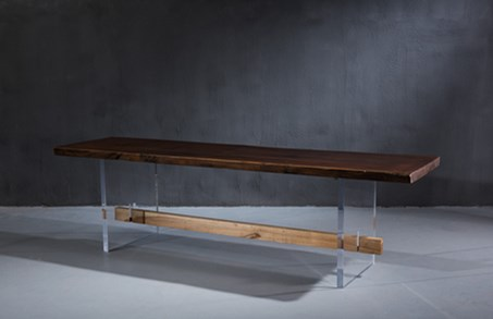 Dining Table Wood Slab