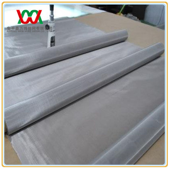 Direct Factory Wholesales Stainless Steel Wire Cloth Lots Of Stock