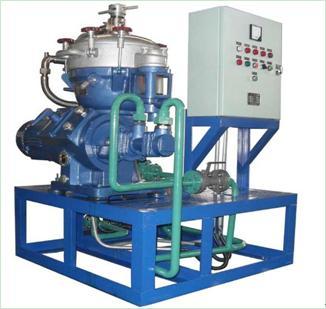 Disc Type Centrifugal Oil Separator