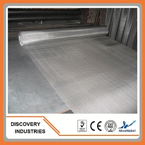 Discovery Industries Stainless Steel Wire Mesh