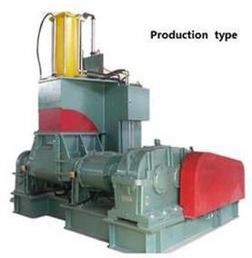 Dispersion Kneader For Rubber Plastic Chemical Industry