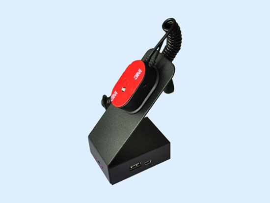 Display Holder With Alarm For Mobile Phone Irsj009