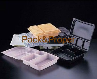 Disposable Food Packaging Container Lb 9 3b 4b