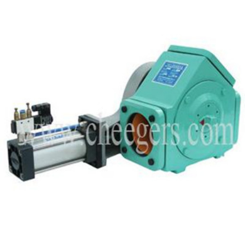Diverter Two Way Valve With Pneumatic Actuator