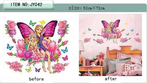 Diy Home Decor Sticker Jy042