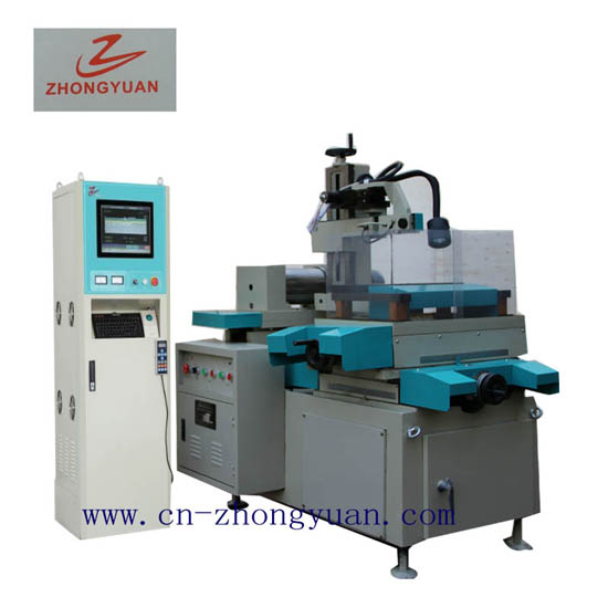 Dk7725 Small Edm Wire Cut Machine Factory Direct Sales Hot Injection Mold