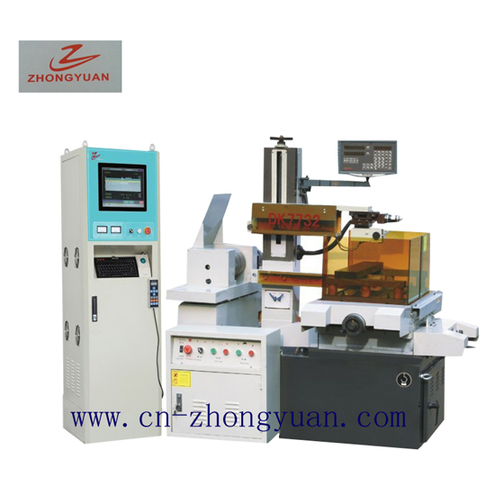 Dk7732a High Precision Middle Speed Wire Cutting Machine Injection Mold