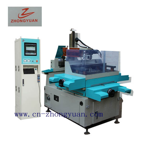 Dk7740 Ningbo Zhongyuan Middle Speed Edm Wire Cutting Machine Factory Direct Sales