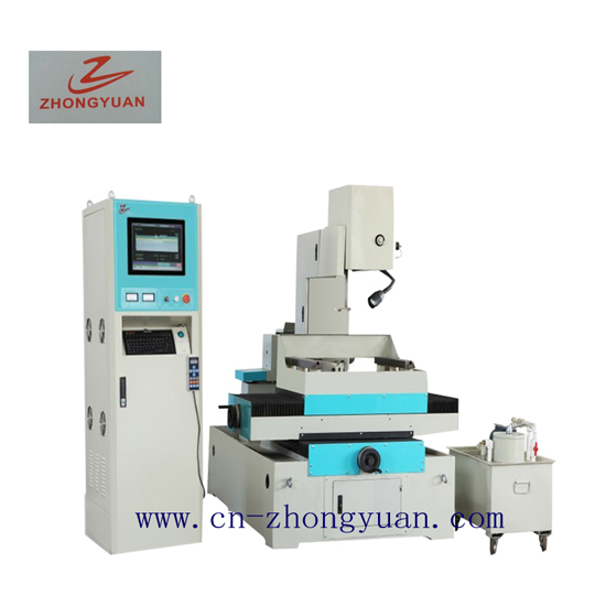 Dk7740b Cnc Middle Speed Wire Cutting Machine Injection Mold