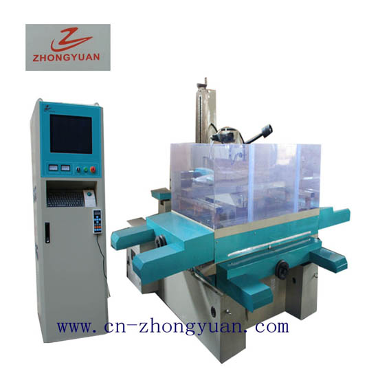 Dk7763 Edm Wire Cutting Machine
