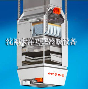 Dkhk Type Unit Heater Refrigerator