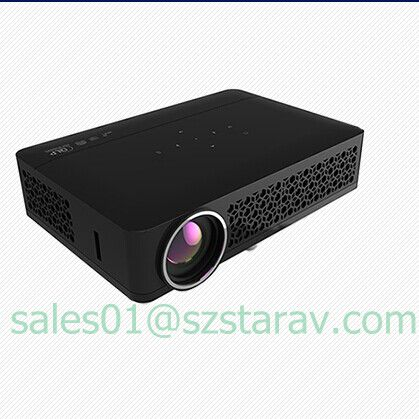 Dlp Led 1080p Wxga Resolution Hdmi 500 Lumens Pocket Projector With 3d Wifi Android Remote Control F