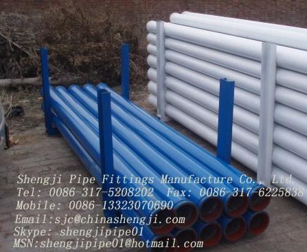 Dn125 St37 Putzmeistre Concrete Pump Truck Boom Pipe