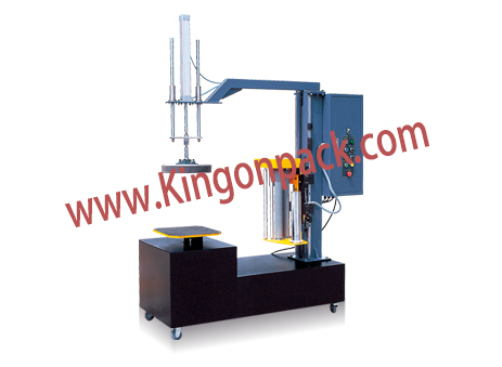 Dnt600f Y Series Box Wrapping Machine
