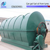 Doing Brand Waste Tyre Pyrolysis Equipment With High Oil Output
