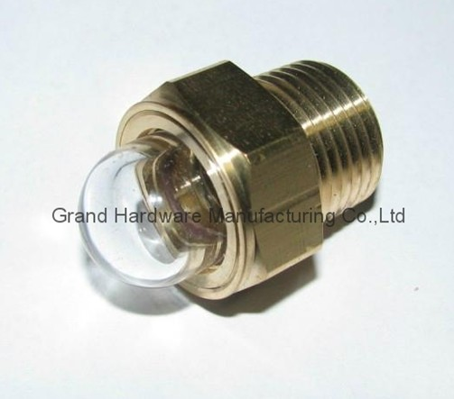 Domed Shape Oil Sight Glass