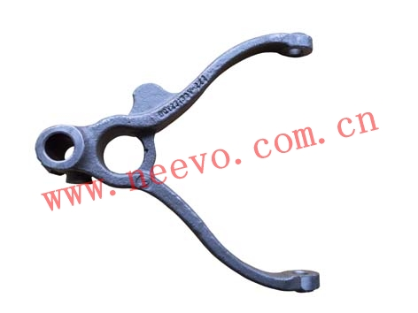 Dongfeng Insert Type Auxiliary Gearbox Shift Fork