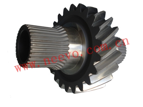 Dongfeng Intermediate Axle Driving Cylindrical Gear