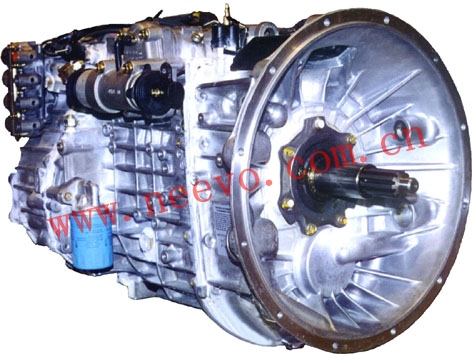 Dongfeng Speed Changer With Clutch System Assembly