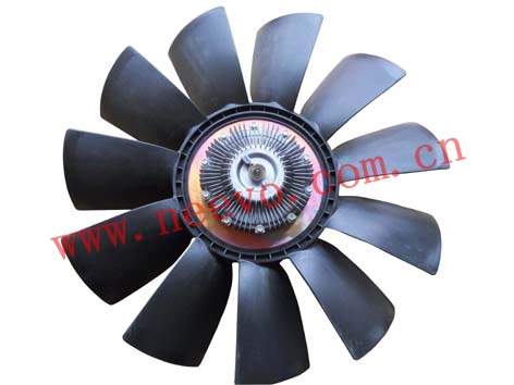 Dongfeng Viscous Fan Clutch With Assembly