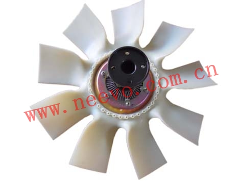Dongfeng Viscous Fan Clutch With Assembly Yc6b Foton Yc4e